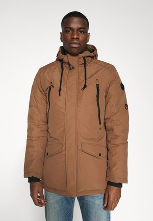 AOSTA TASLON - Winter jacket - brick