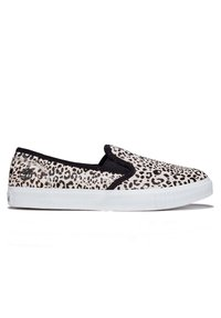Timberland - Slip-ons - black and white leopard - 4