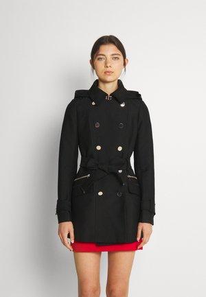 GIZA - Trenchcoat - noir