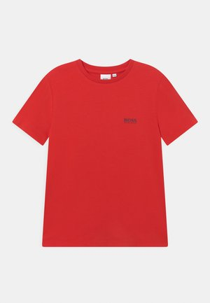 SHORT SLEEVES TEE - Basic T-shirt - red