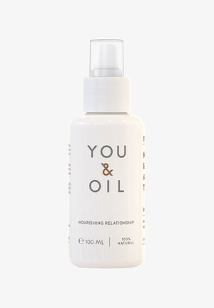 BODY OIL NOURISH & NURTURE ALL SKIN TYPES 100ML - Olio corpo - -