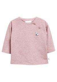 Next - PANDA 3 PACK  - Long sleeved top - pink - 2