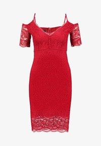 Guess - DAVINA DRESS - Robe de soirée - red attitude - 5