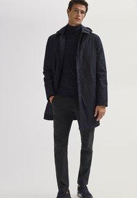 Massimo Dutti - 03421243 - Down jacket - dark blue - 1