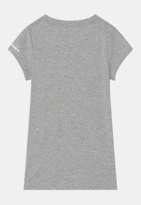 Converse - CHUCK PATCH  - Camiseta estampada - grey heather - 1