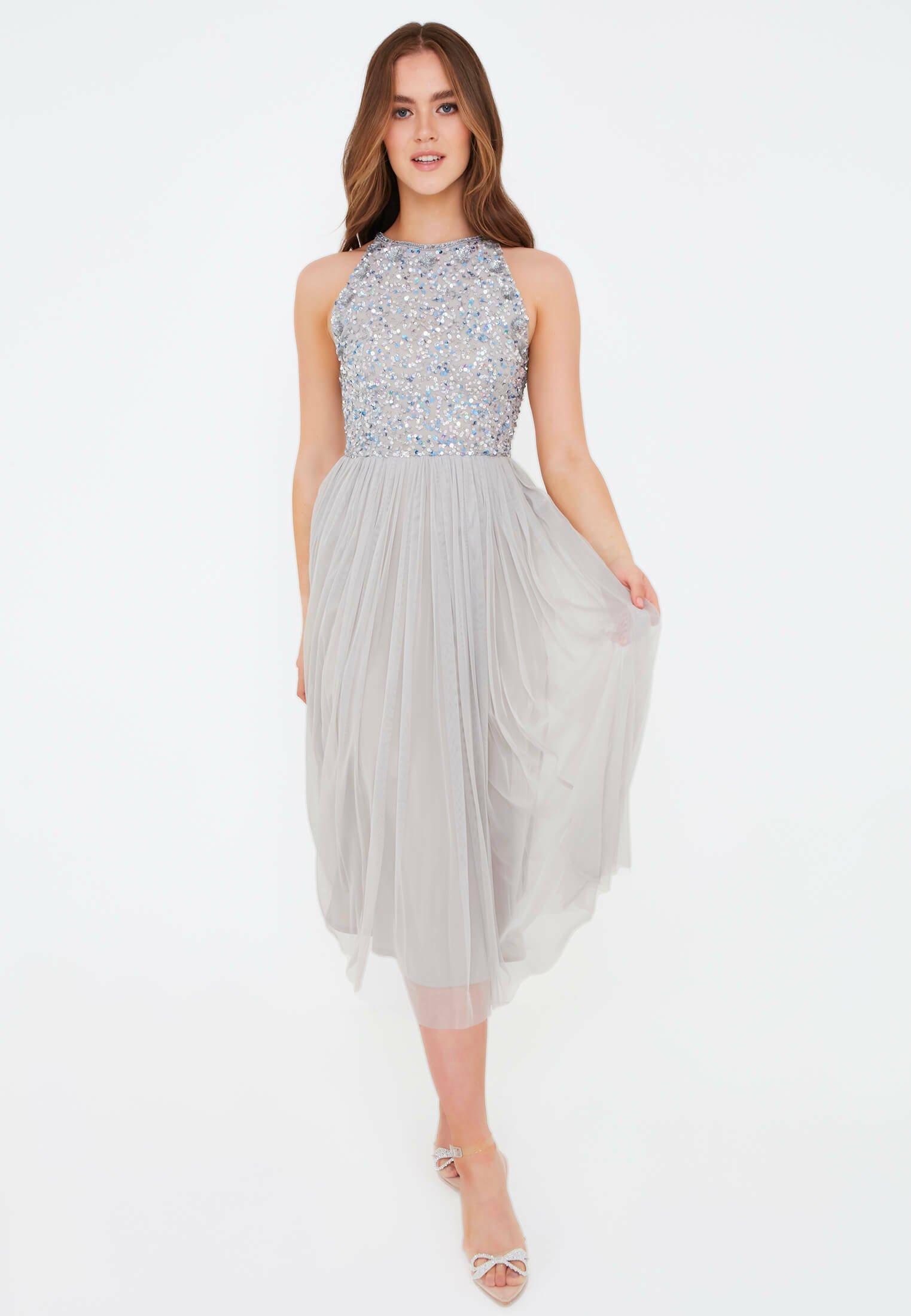 Damen MALIN EMBELLISHED SEQUINS  - Cocktailkleid/festliches Kleid