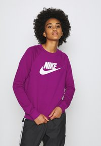 Nike Sportswear - CREW - Sweatshirt - cactus flower/white - 1