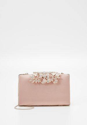 Clutches - true blush nude/gold-coloured