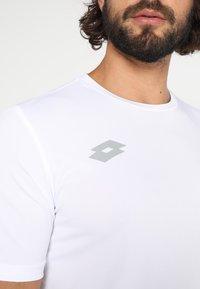 Lotto - DELTA - Vêtements d'équipe - white - 4