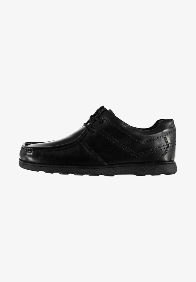 WALTHAM  - Derbies - black