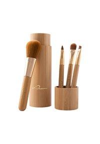 Luvia Cosmetics - TRAVEL BAMBOO TUBE - Set de brosses à maquillage - - - 1