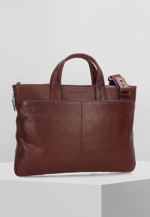 BLUE SQUARE SPECIAL  - Laptop bag - dark brown