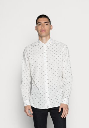 JJPLAIN OREGON  - Shirt - blanc de blanc