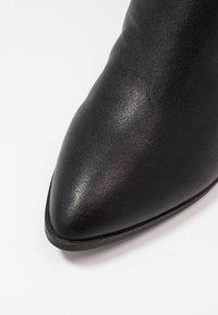 Steve Madden - JANEY - Over-the-knee boots - black paris - 2