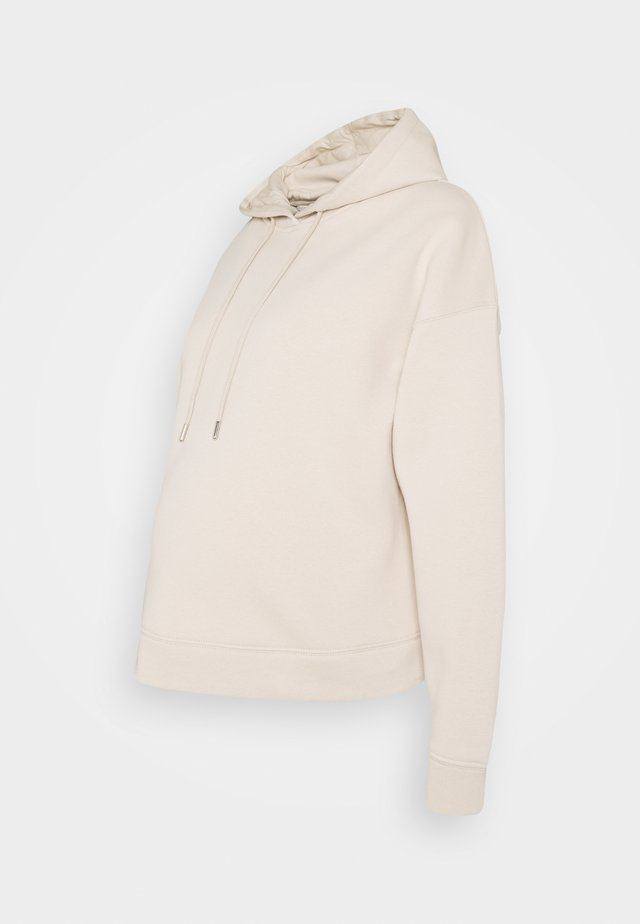 HOODIE TAYLOR MOM - Jersey con capucha - light beige