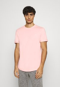 Pier One - Jednoduché triko - pink - 0