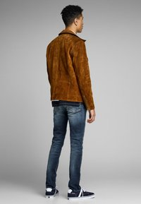 Jack & Jones - Straight leg jeans - blue denim - 2
