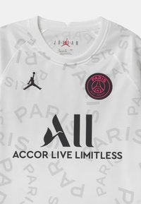 Nike Performance - PARIS ST GERMAIN UNISEX - Club wear - white/black