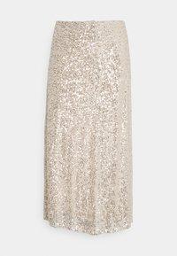 Part Two - FLO - Maxi skirt - silver - 0