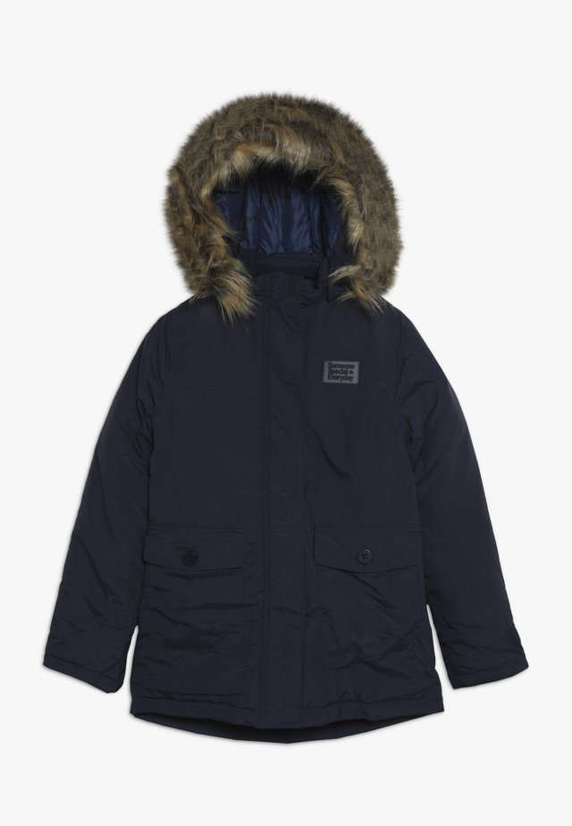 TEENAGER  - Zimní kabát - navy