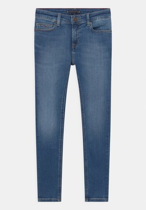 SIMON SKINNY - Jeans Skinny Fit - summer blue