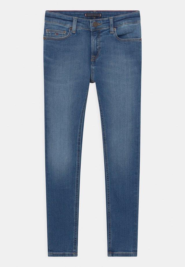 SIMON SKINNY - Jeans Skinny Fit - summer blue