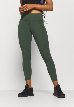 POWER SCULPT WORKOUT - Legging - olive