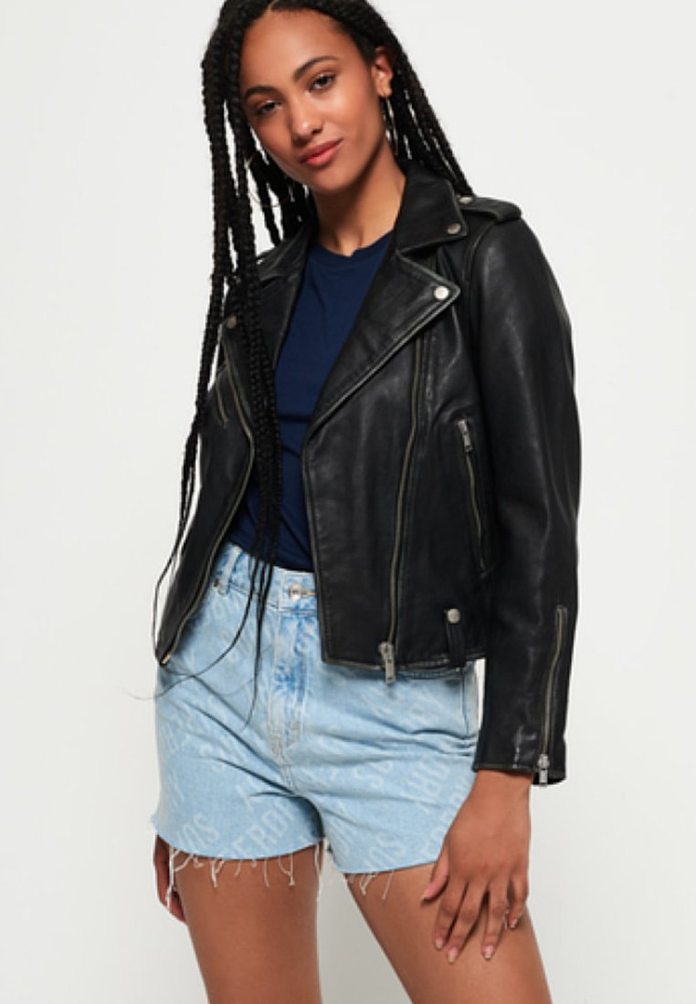 Women GIACCA  - Leather jacket