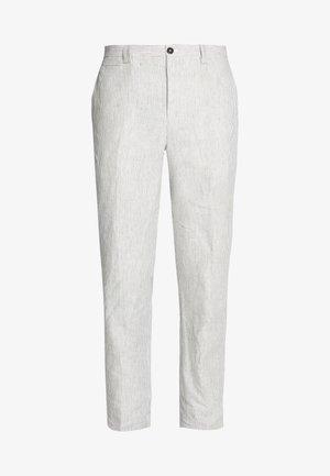 MYSEN TROUSER - Trousers - cream