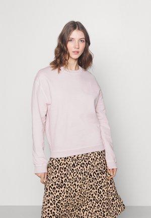 ACID WASH - Sweatshirt - pink