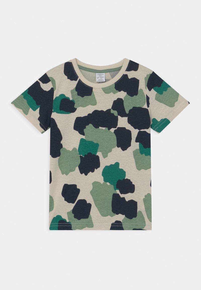 Lindex - MINI - T-shirt print - light beige
