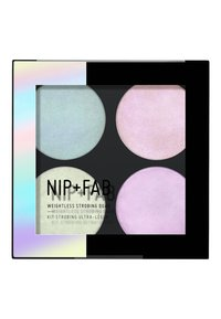 Nip+Fab - WEIGHTLESS STROBING QUAD - Rozświetlacz - multi-coloured - 1
