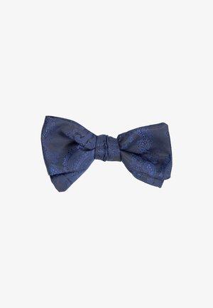 SHELBY - Bow tie - blau