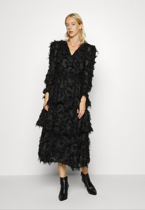 YASPAZY MIDI DRESS - Cocktail dress / Party dress - black
