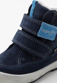 Superfit - GROOVY - Winter boots - blau - 5