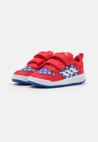adidas Performance - TENSAUR UNISEX - Sports shoes - vivid red/footwear white/team royal blue - 1