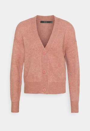 VMFILENE - Cardigan - ash rose melange