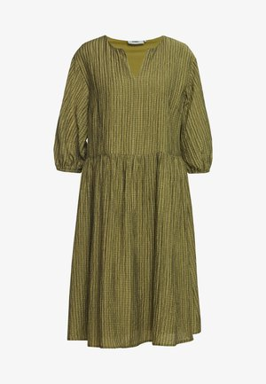 HISANNE  - Day dress - olive moss
