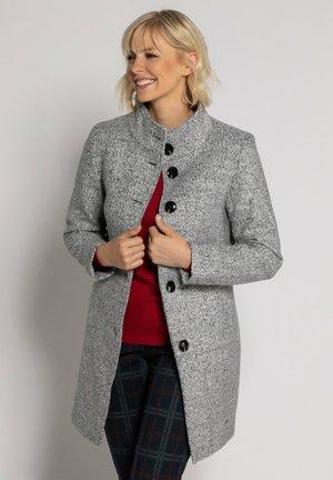 Halflange jas - grau-melange