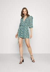 Gina Tricot - MICHELLE DRESS - Cocktail dress / Party dress - multicolor - 1