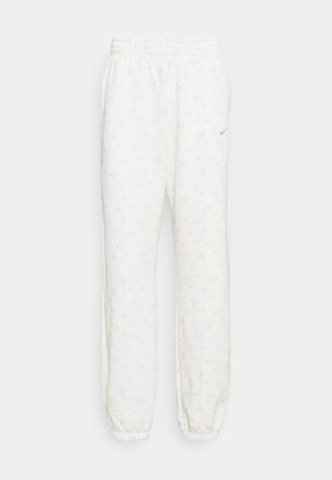 PANT - Spodnie treningowe - sail/light bone