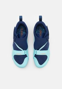 Nike Performance - SUPERREP CYCLE - Cycling shoes - blue void/total orange/copa - 3