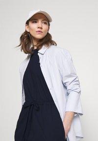 Lacoste - Jersey dress - navy blue - 3