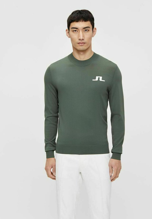 GUS GOLF  - Pullover - thyme green
