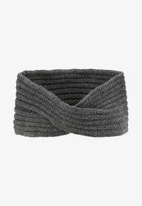 Pieces - Ear warmers - dark grey melange - 3
