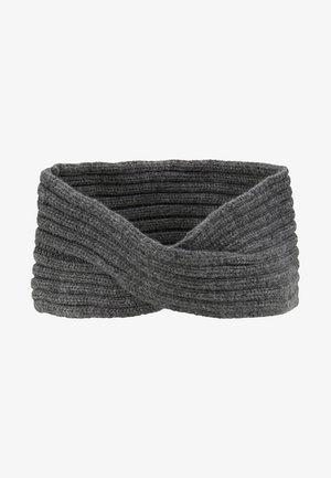 Ørevarmere - dark grey melange