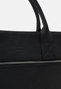Still Nordic - CLEAN BRIEF ROOM - Laptop bag - black - 3