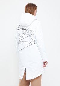 Finn Flare - Winter coat - white - 2