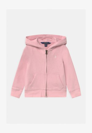HOODIE - veste en sweat zippée - hint of pink