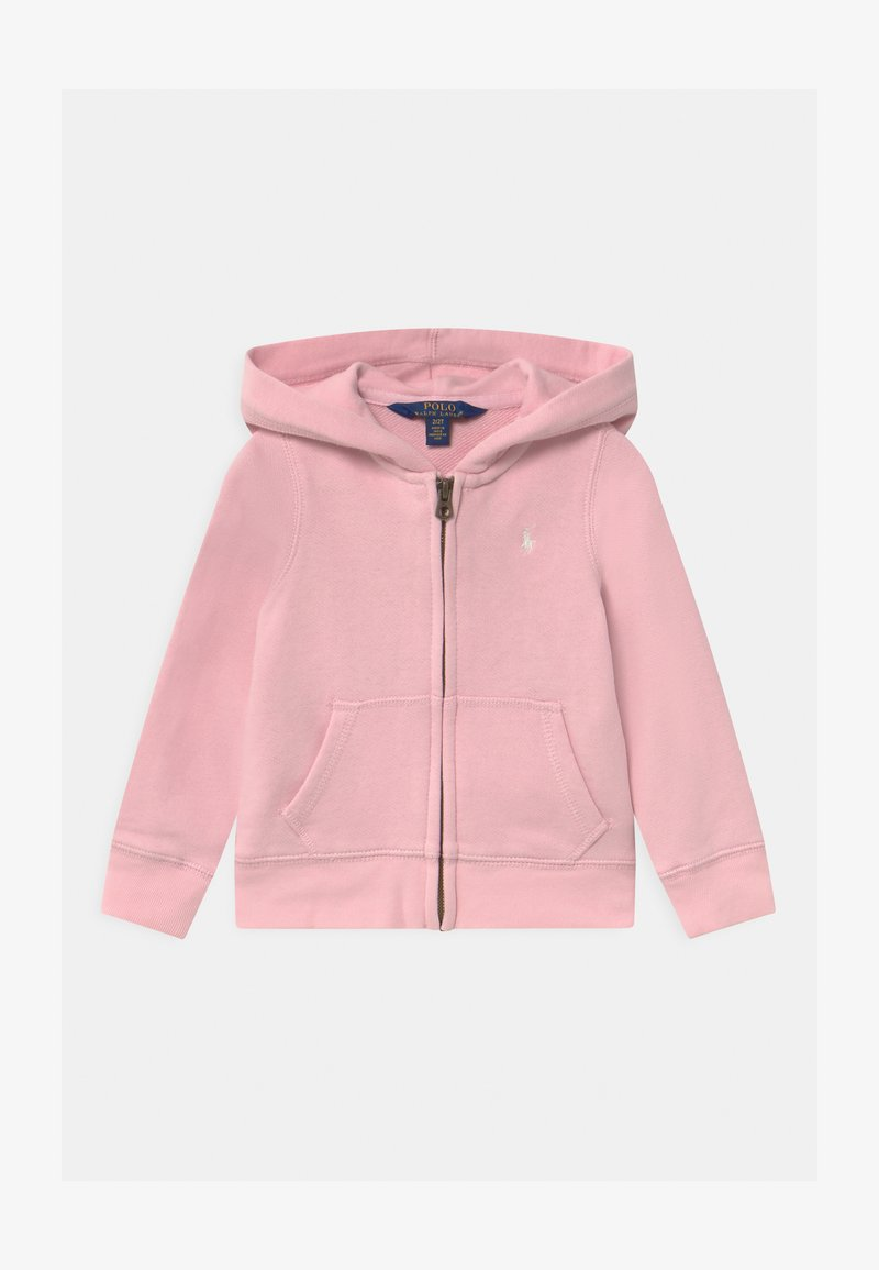 Polo Ralph Lauren - HOODIE - Mikina na zip - hint of pink